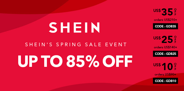 SHEIN's Spring Sale Event